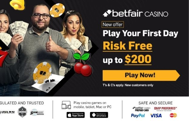 bingo betfair casino