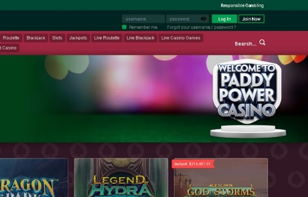 bingo paddy power casino
